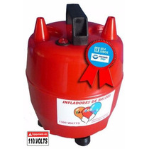 Inflador Para Balões Profissional 1300 W 110.volts 2 Bicos