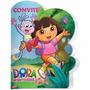 Convite De Aniversário Dora A Aventureira - 08 Unidades