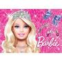 Kit Festa Completa Barbie Para 30/40 Convidados - Promoção!