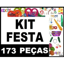 Kit Festa 100 Convidados Casamento Formatura - Frete Grátis