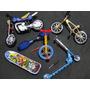 Monociclo Skate De Dedo Bicicleta Motocicleta Patinete