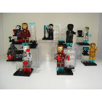 Kit Festa Iron Man Homem De Ferro Decoração Topo De Bolo