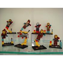 Kit Festa Homem De Ferro Iron Man Decoração Topo De Bolo