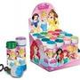 Lembrancinhas Bolhas De Sabão Princesa Disney 16 Unidades