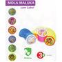 Mola Maluca C/label Brinquedo Mola Maluka ( Kit Com 50 )