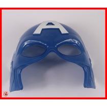 Máscara Capitão América - Cosplay