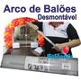 Arco Desmontável Bônus De Balões E Bexigas Tdb - 6,5 Metros