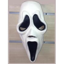 Máscara Do Pânico Em Latex - Baile Carnaval Festa Halloween