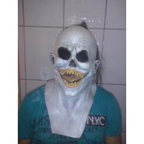 Máscara Caveira Latex Terror