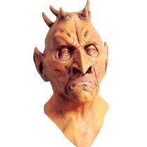 Máscara De Monstro Demônio Látex Cosplay - Pronta Entrega