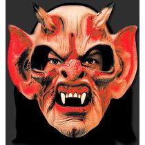 Máscara Capeta Diabo Monstruoso - Terror Carnaval Halloween