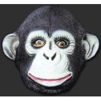 Máscara De Chipanze - Inteira - Muito Engraçada