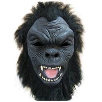 Máscara De Gorila - Macaco - Kingkong - Pronta Entrega