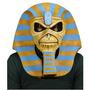 Mascara Eddie Iron Maiden Powerslave Latex Deluxe Licenciada