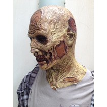 Mascara De Latex Zumbi The Walking Dead