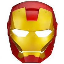 Mascara Homem De Ferro Simples