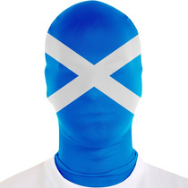 Scotland Morphmask - One Size Máscara Copa Do Mundo De Espo