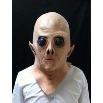 Máscara Cabeça Et Extraterrestre Ovni - Latex -temos Cavalo