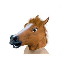 Máscara Cabeça De Cavalo Importada