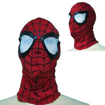 Máscara Homem Aranha Spider-man Importada Cosplay Ac Trocas
