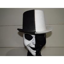 Fantasia The Joker Coringa Cartola E Mascara