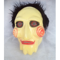 Mascara Jogos Mortais- C/ Cabelo- Carnaval,fantasia,cosplay