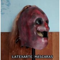 Máscara Slipknot Clown Vol5 (qualquer Cor)