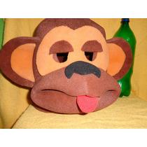 Mascara Em Espuma -macaco