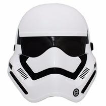Máscara Stormtrooper Com Leds P/ Fans Da Saga Star Wars