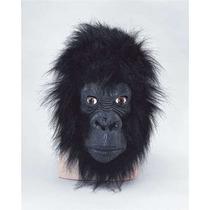 Gorila Costume - Máscara Overhead Ape Macaco Fancy Dress -