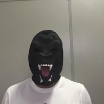 Máscara Macaco Látex