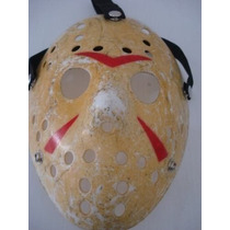 Mascara Jason Sexta Feira 13 Festa Fantasia Haloween
