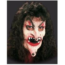Máscara Bruxa - Terror Carnaval E Halloween