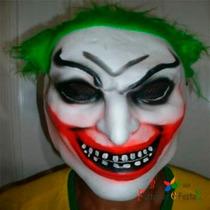Máscara Coringa Palhaço Halloween E.v.a