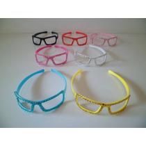 Óculos Decorado P/ Festa - Carnaval - Kit C/ 7 Unidades