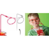 Oculos Canudo - Chaves - Pronta Entrega No Brasil