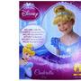 Peruca Princesas Disney - Cinderela - Rubies - 9902