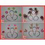Kit 20 Tiaras Coloridas Para Festas, Casamentos