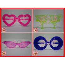 Kit 30 Óculos +20 Tiaras +100 Pulseiras Neon +70 Piscas