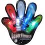 Kit 20 Anéis Led Adereços Festas - 4 Cores - Laser De Luz