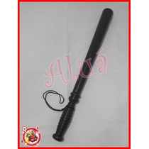 Kit 1 Cassetete Policial + 1 Algema Metalizada - Cosplay