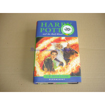 Livro Harry Potter And The Half-blood Prince Jk Rowling