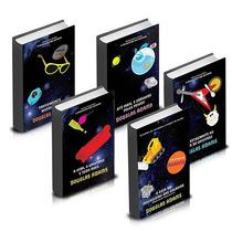 Coleção Guia Do Mochileiro Das Galáxias (5 Livros)