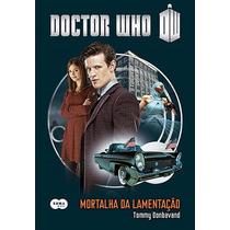 Livro Doctor Who: Mortalha Da Lamentação - Português