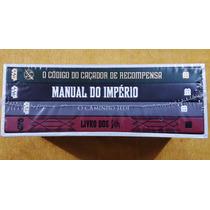 Box Coleção Star Wars 4 Livros Volumes