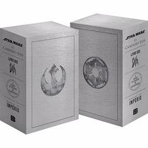 Coleção Star Wars (caixa Com 4 Livros Capa Dura)