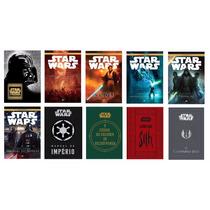 Kit Imperdível Livros - Star Wars (10 Livros) #