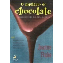 Livro O Misterio Do Chocolate