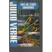 Vinte Mil Léguas Submarinas - Júlio Verne - Editora Hemus