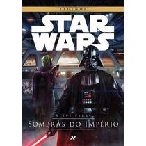 Livro - Star Wars - Sombras Do Império - Steve Perry